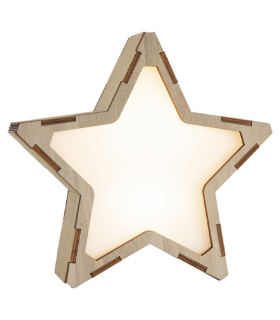 Custom Star Lamps Your own design - Vintiun