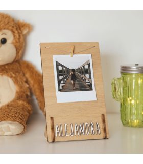 Customized wooden photo frame clip - Vintiun